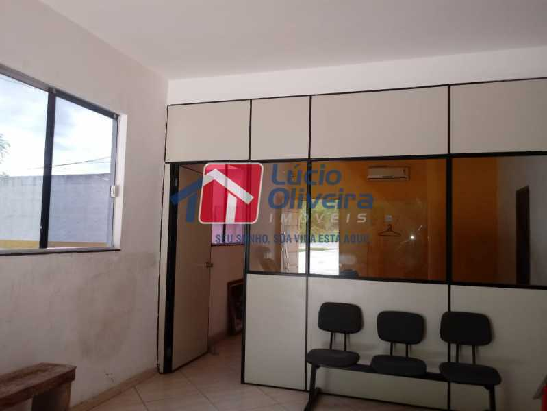 07 - Galpão 514m² para venda e aluguel Rua Jaboti,Braz de Pina, Rio de Janeiro - R$ 1.650.000 - VPGA00012 - 8
