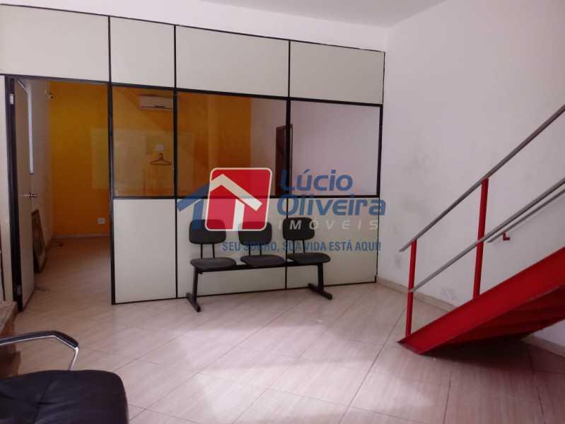 08 - Galpão 514m² para venda e aluguel Rua Jaboti,Braz de Pina, Rio de Janeiro - R$ 1.650.000 - VPGA00012 - 9