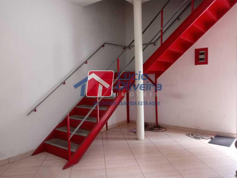 11 - Galpão 514m² para venda e aluguel Rua Jaboti,Braz de Pina, Rio de Janeiro - R$ 1.650.000 - VPGA00012 - 12
