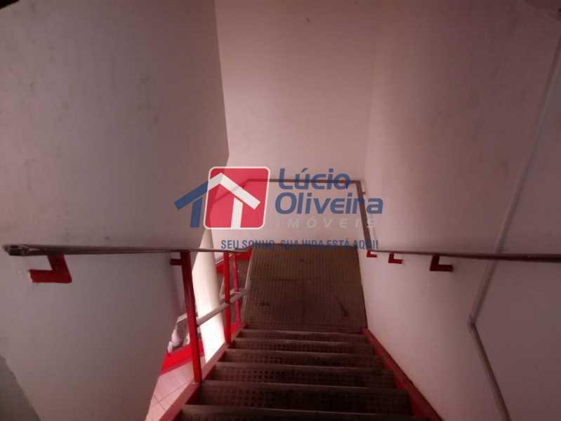 12 - Galpão 514m² para venda e aluguel Rua Jaboti,Braz de Pina, Rio de Janeiro - R$ 1.650.000 - VPGA00012 - 13