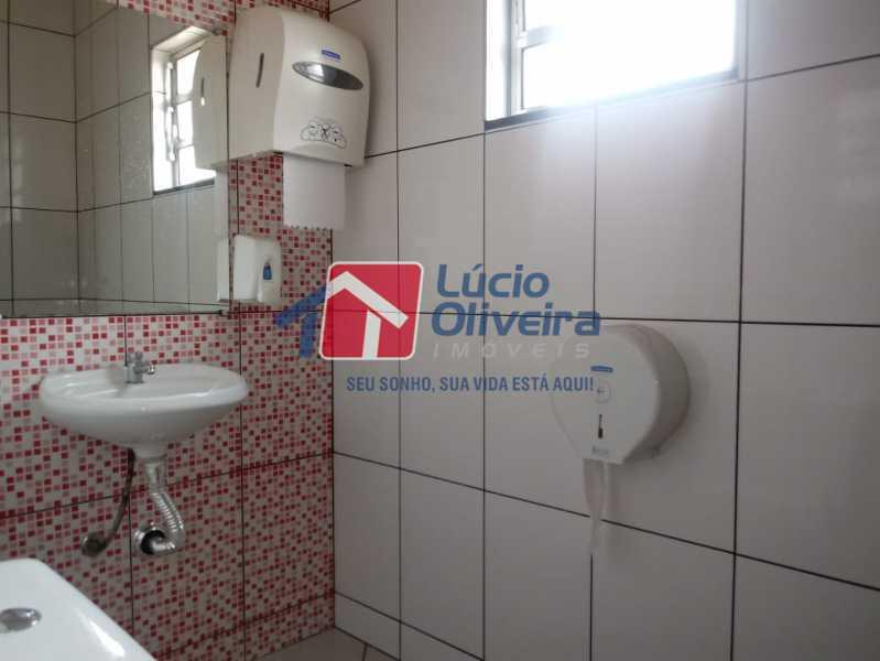 22 - Galpão 514m² para venda e aluguel Rua Jaboti,Braz de Pina, Rio de Janeiro - R$ 1.650.000 - VPGA00012 - 23