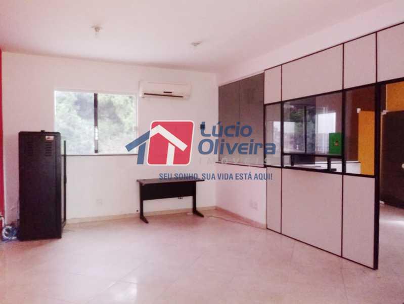 18 - Galpão 514m² para venda e aluguel Rua Jaboti,Braz de Pina, Rio de Janeiro - R$ 1.650.000 - VPGA00012 - 19