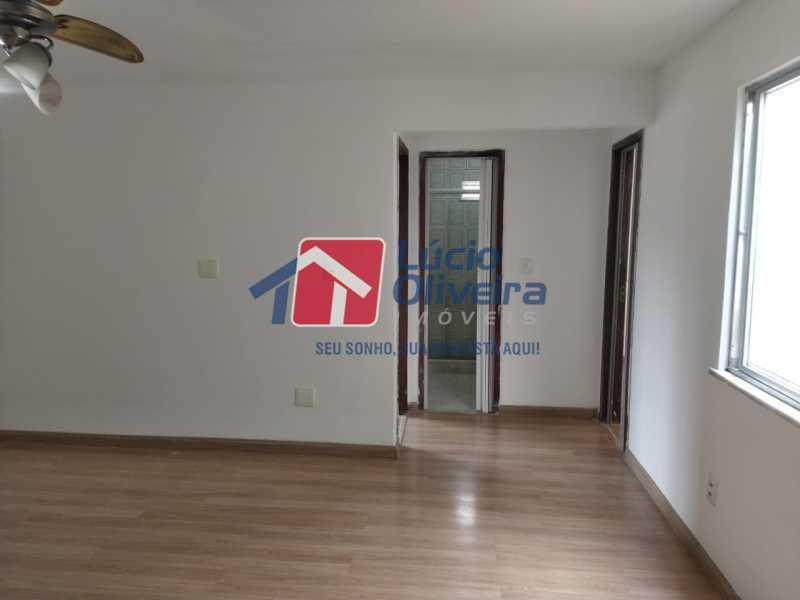 4 sala. - Apartamento à venda Rua Uarici,Irajá, Rio de Janeiro - R$ 200.000 - VPAP21293 - 5