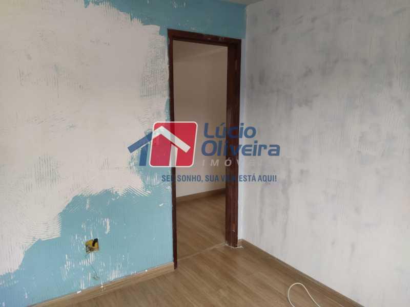 8 Quarto solteiro. - Apartamento à venda Rua Uarici,Irajá, Rio de Janeiro - R$ 200.000 - VPAP21293 - 9