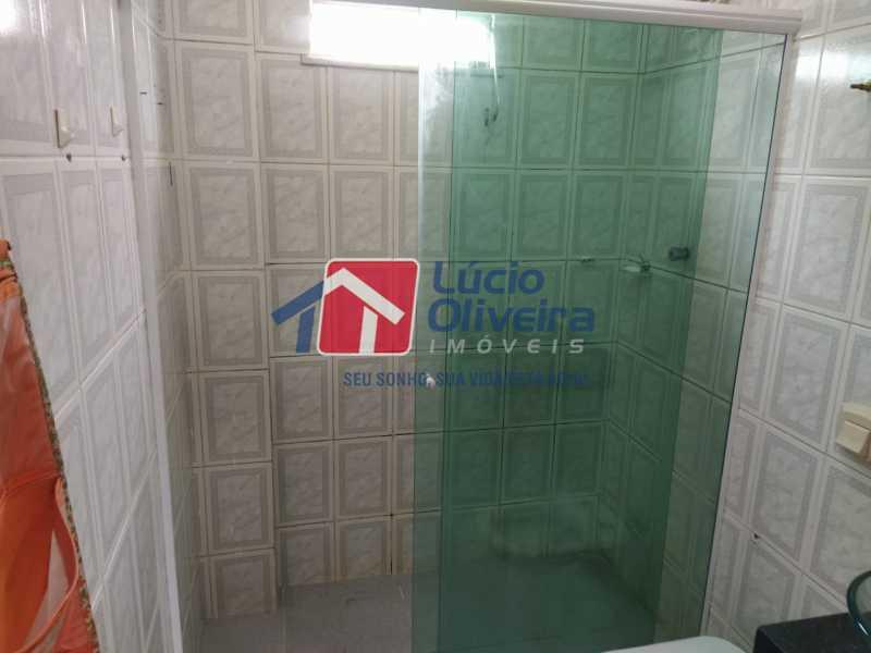 14 Banheiro. - Apartamento à venda Rua Uarici,Irajá, Rio de Janeiro - R$ 200.000 - VPAP21293 - 15