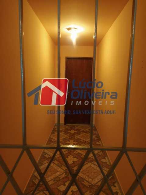 18 Área de circulação. - Apartamento à venda Rua Uarici,Irajá, Rio de Janeiro - R$ 200.000 - VPAP21293 - 19
