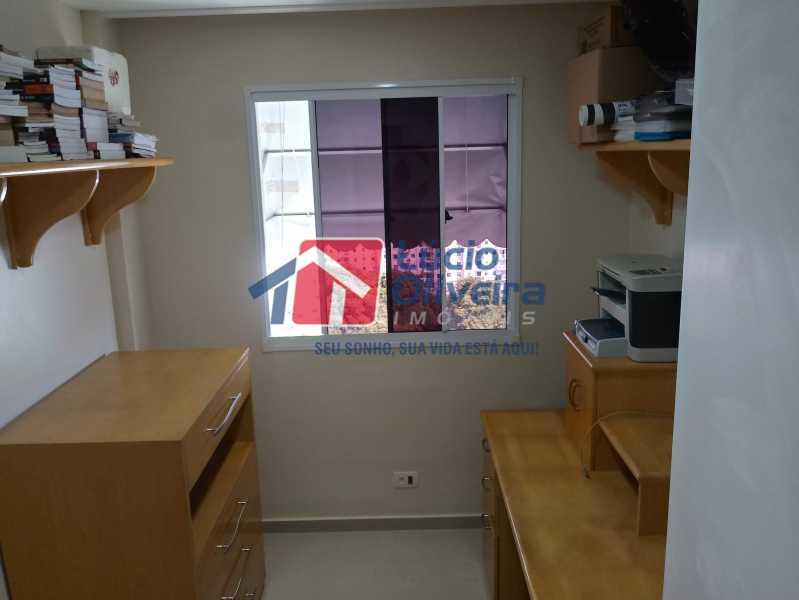 08- Quarto S. - Apartamento à venda Avenida Pastor Martin Luther King Jr,Vila da Penha, Rio de Janeiro - R$ 260.000 - VPAP21294 - 9