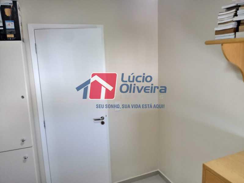 09- Quarto S. - Apartamento à venda Avenida Pastor Martin Luther King Jr,Vila da Penha, Rio de Janeiro - R$ 260.000 - VPAP21294 - 10