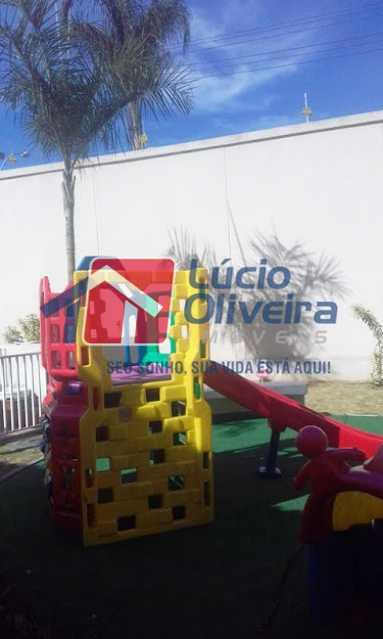 17 - Parquinho 1 - Apartamento à venda Avenida Pastor Martin Luther King Jr,Vila da Penha, Rio de Janeiro - R$ 260.000 - VPAP21294 - 18