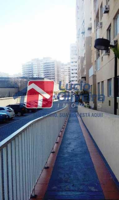 18- Area comum - Apartamento à venda Avenida Pastor Martin Luther King Jr,Vila da Penha, Rio de Janeiro - R$ 260.000 - VPAP21294 - 19