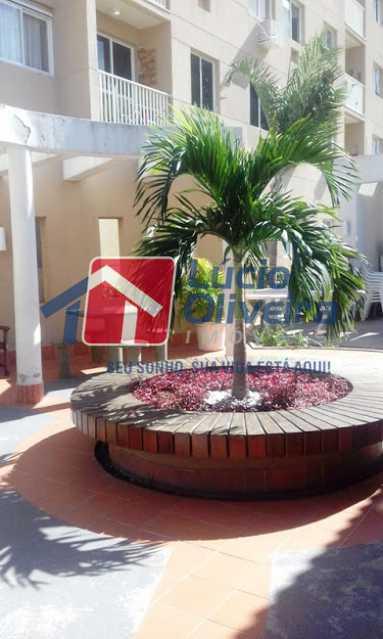 21- Jardim - Apartamento à venda Avenida Pastor Martin Luther King Jr,Vila da Penha, Rio de Janeiro - R$ 260.000 - VPAP21294 - 22