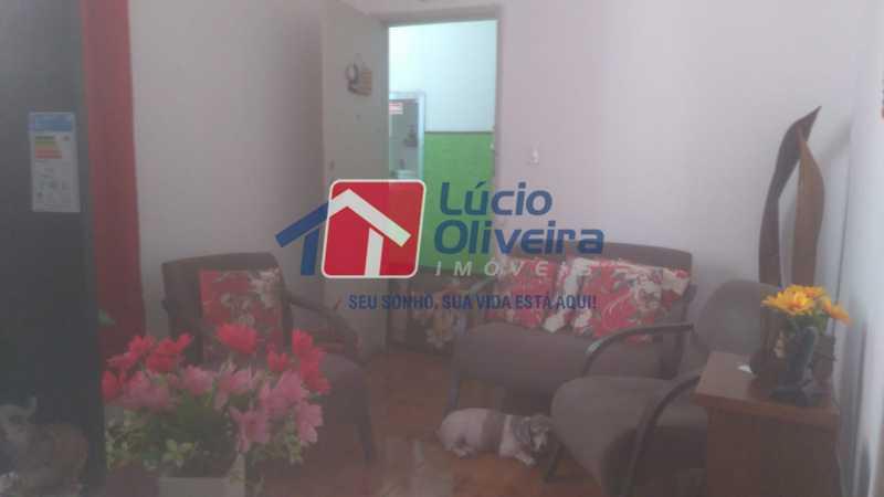 2 SALA - Apartamento à venda Rua Montevidéu,Penha, Rio de Janeiro - R$ 170.000 - VPAP21299 - 4