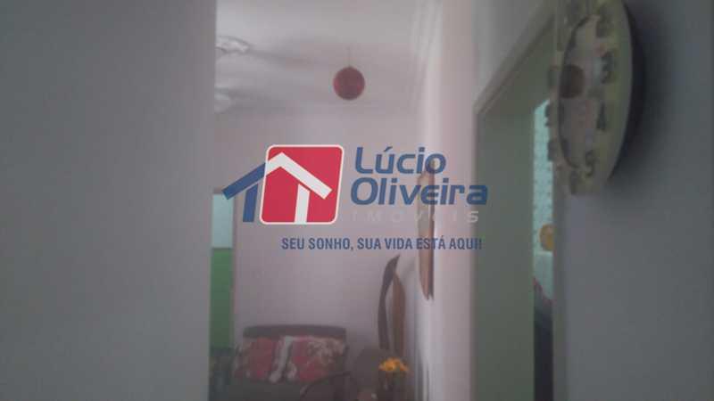 3 CIRCULAÇÃO - Apartamento à venda Rua Montevidéu,Penha, Rio de Janeiro - R$ 170.000 - VPAP21299 - 5