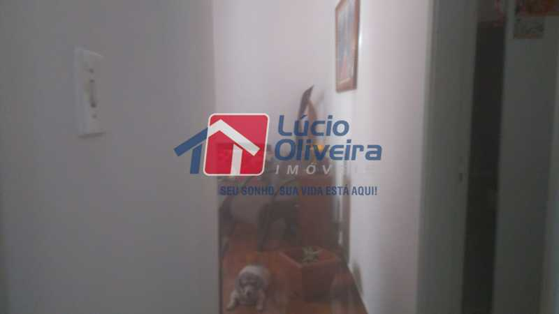 3.1 CIRCULAÇÃO - Apartamento à venda Rua Montevidéu,Penha, Rio de Janeiro - R$ 170.000 - VPAP21299 - 6