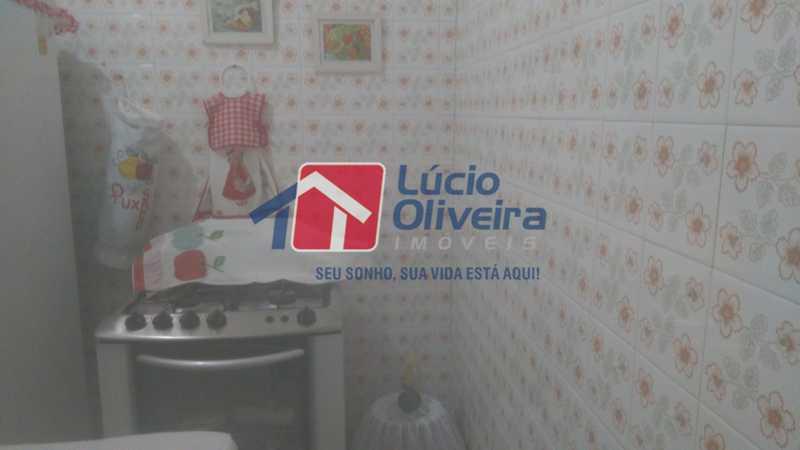 8 COZINHA - Apartamento à venda Rua Montevidéu,Penha, Rio de Janeiro - R$ 170.000 - VPAP21299 - 12