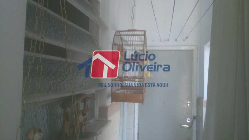 14 AREA DE SERVIÇO - Apartamento à venda Rua Montevidéu,Penha, Rio de Janeiro - R$ 170.000 - VPAP21299 - 18