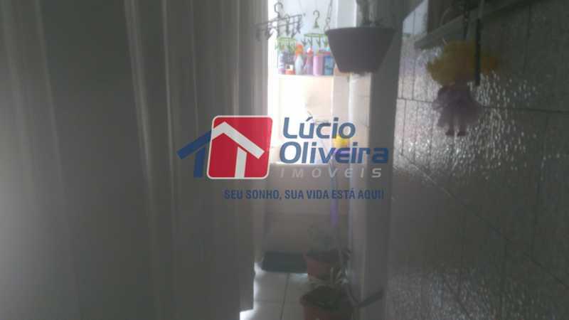 15 AREA DE SERVIÇO - Apartamento à venda Rua Montevidéu,Penha, Rio de Janeiro - R$ 170.000 - VPAP21299 - 19