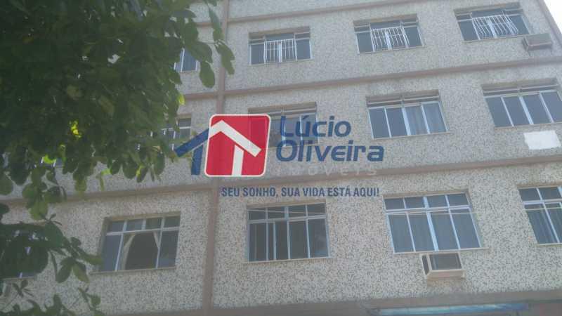 16 FACHADA DO PRÉDIO - Apartamento à venda Rua Montevidéu,Penha, Rio de Janeiro - R$ 170.000 - VPAP21299 - 20