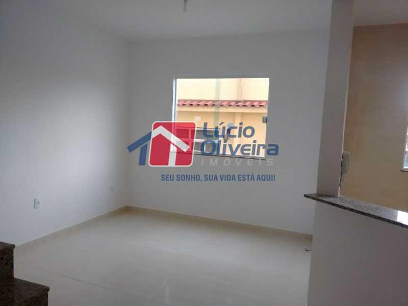 1-Sala - Casa Rua Major Rego,Olaria, Rio de Janeiro, RJ À Venda, 2 Quartos, 74m² - VPCA20253 - 3