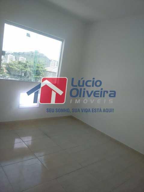 6- Quarto - Casa Rua Major Rego,Olaria, Rio de Janeiro, RJ À Venda, 2 Quartos, 74m² - VPCA20253 - 8