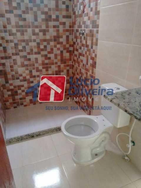 9-Banheiro social - Casa Rua Major Rego,Olaria, Rio de Janeiro, RJ À Venda, 2 Quartos, 74m² - VPCA20253 - 11
