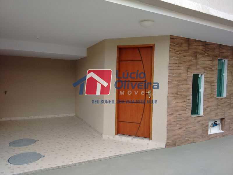 10-Garagem - Casa Rua Major Rego,Olaria, Rio de Janeiro, RJ À Venda, 2 Quartos, 74m² - VPCA20253 - 12