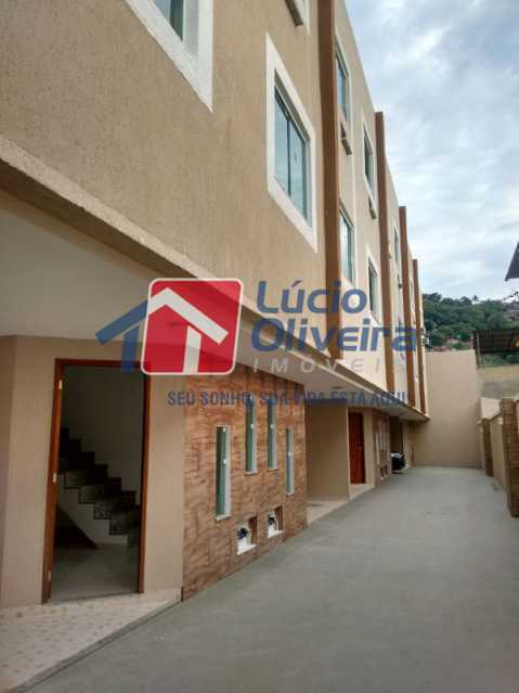 11-Condominio interno - Casa Rua Major Rego,Olaria, Rio de Janeiro, RJ À Venda, 2 Quartos, 74m² - VPCA20253 - 13
