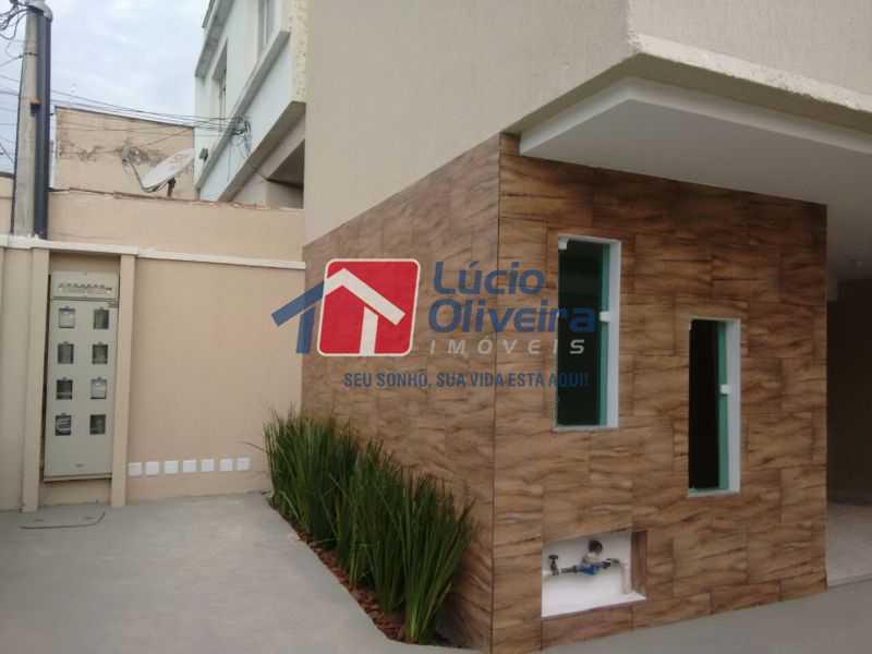 13-Area livre condominio - Casa Rua Major Rego,Olaria, Rio de Janeiro, RJ À Venda, 2 Quartos, 74m² - VPCA20253 - 15