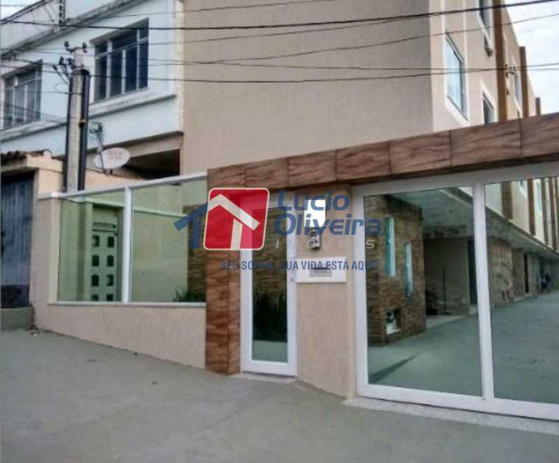 15-Frente coondominio - Casa Rua Major Rego,Olaria, Rio de Janeiro, RJ À Venda, 2 Quartos, 74m² - VPCA20253 - 1