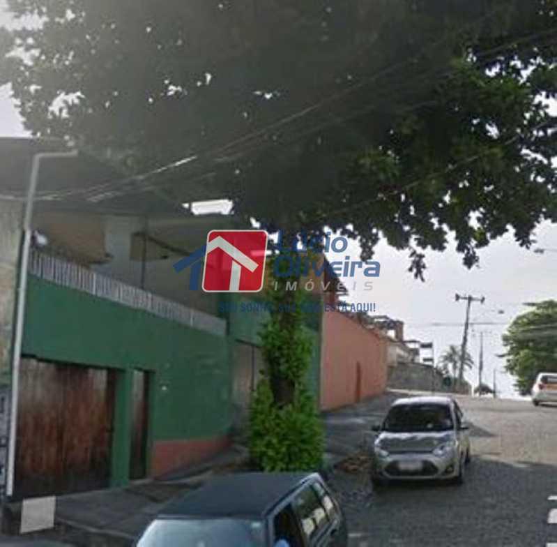 17- Vista Rua - Casa Rua Major Rego,Olaria, Rio de Janeiro, RJ À Venda, 2 Quartos, 74m² - VPCA20253 - 18