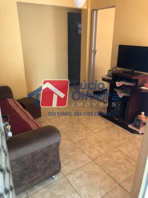 1 sala - Apartamento à venda Rua João José Lentini,Braz de Pina, Rio de Janeiro - R$ 170.000 - VPAP21298 - 1