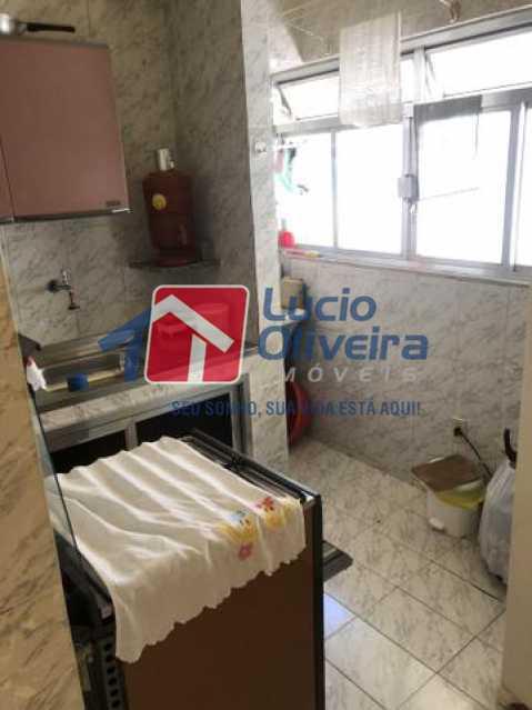 4 cozinha - Apartamento à venda Rua João José Lentini,Braz de Pina, Rio de Janeiro - R$ 170.000 - VPAP21298 - 5