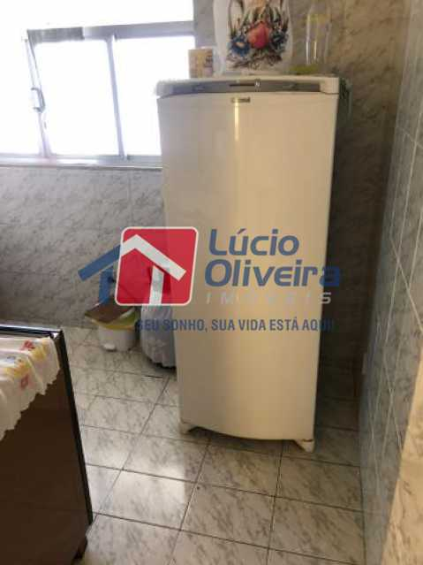 5 cozinhA - Apartamento à venda Rua João José Lentini,Braz de Pina, Rio de Janeiro - R$ 170.000 - VPAP21298 - 6