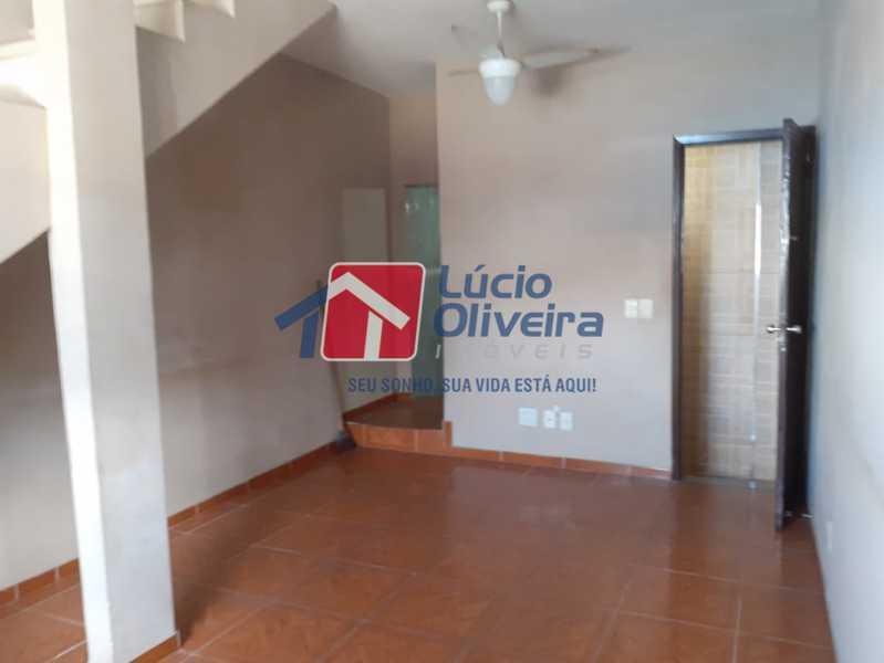 01- Sala - Casa Rua Severiano Monteiro,Vista Alegre, Rio de Janeiro, RJ À Venda, 2 Quartos, 100m² - VPCA20254 - 1