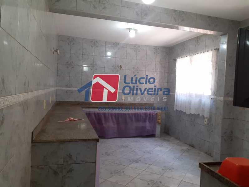 08- Cozinha - Casa Rua Severiano Monteiro,Vista Alegre, Rio de Janeiro, RJ À Venda, 2 Quartos, 100m² - VPCA20254 - 10