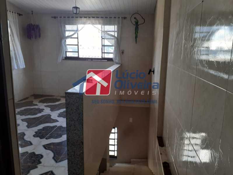 09- Varanda - Casa Rua Severiano Monteiro,Vista Alegre, Rio de Janeiro, RJ À Venda, 2 Quartos, 100m² - VPCA20254 - 11