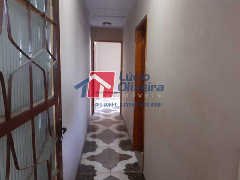 14- Circulação - Casa Rua Severiano Monteiro,Vista Alegre, Rio de Janeiro, RJ À Venda, 2 Quartos, 100m² - VPCA20254 - 16