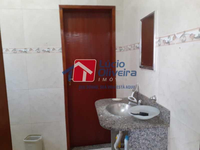 15- Banheiro S. - Casa Rua Severiano Monteiro,Vista Alegre, Rio de Janeiro, RJ À Venda, 2 Quartos, 100m² - VPCA20254 - 17