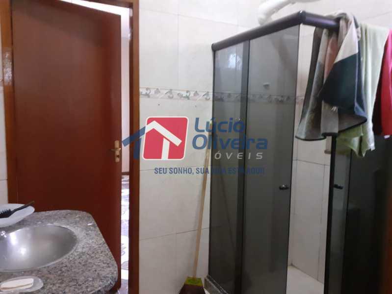16- Banheiro S. - Casa Rua Severiano Monteiro,Vista Alegre, Rio de Janeiro, RJ À Venda, 2 Quartos, 100m² - VPCA20254 - 18