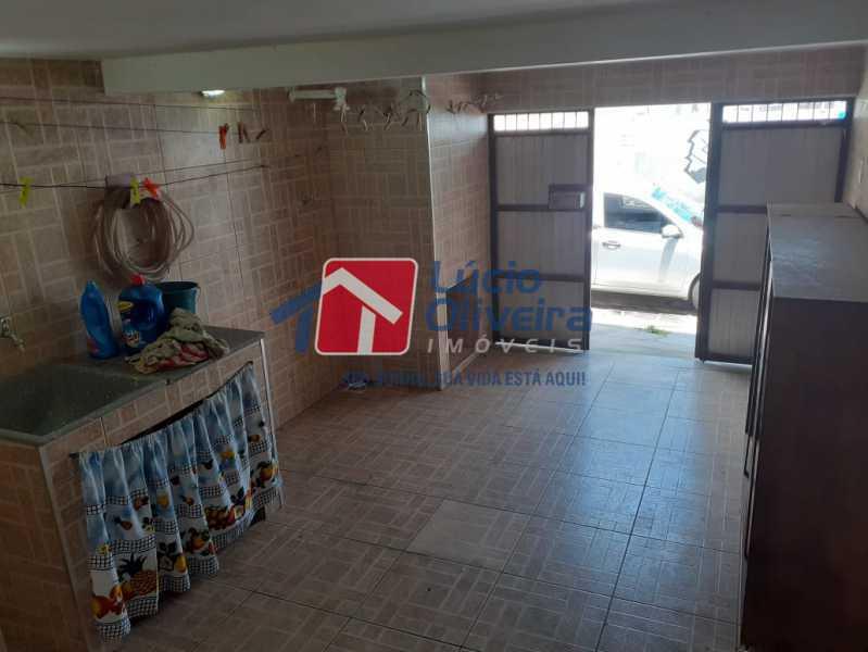 20- Garagem - Casa Rua Severiano Monteiro,Vista Alegre, Rio de Janeiro, RJ À Venda, 2 Quartos, 100m² - VPCA20254 - 22