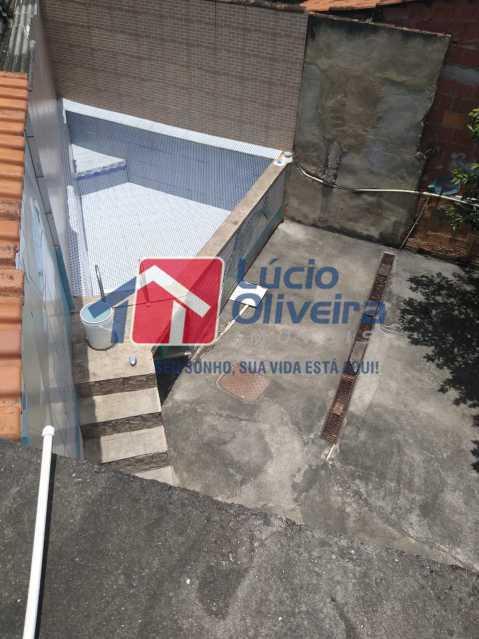 2 PISCINA. - Casa 2 quartos à venda Braz de Pina, Rio de Janeiro - R$ 270.000 - VPCA20255 - 3