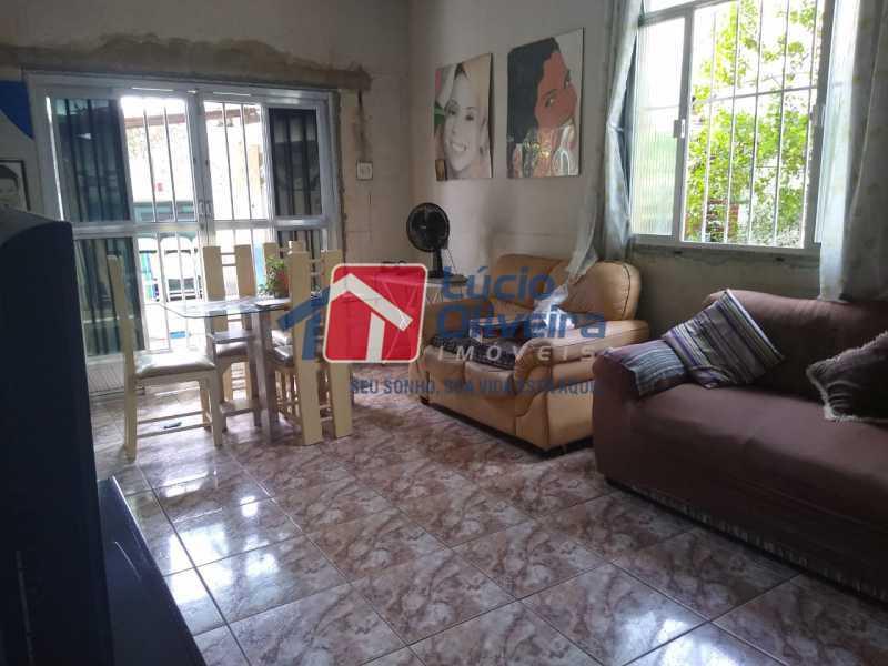 3 SALA. - Casa 2 quartos à venda Braz de Pina, Rio de Janeiro - R$ 270.000 - VPCA20255 - 4
