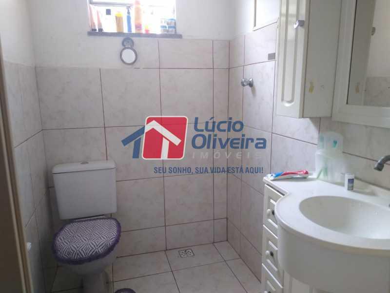5 BANHEIRO SOCIAL. - Casa 2 quartos à venda Braz de Pina, Rio de Janeiro - R$ 270.000 - VPCA20255 - 6