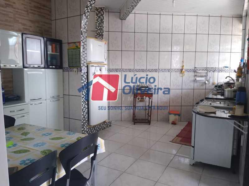 7 COZINHA. - Casa 2 quartos à venda Braz de Pina, Rio de Janeiro - R$ 270.000 - VPCA20255 - 8