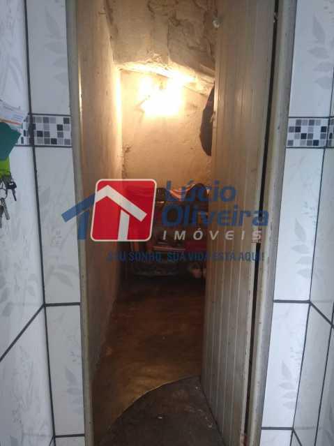8DISPENSA. - Casa 2 quartos à venda Braz de Pina, Rio de Janeiro - R$ 270.000 - VPCA20255 - 9