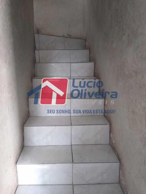 9 ESCADA. - Casa 2 quartos à venda Braz de Pina, Rio de Janeiro - R$ 270.000 - VPCA20255 - 10
