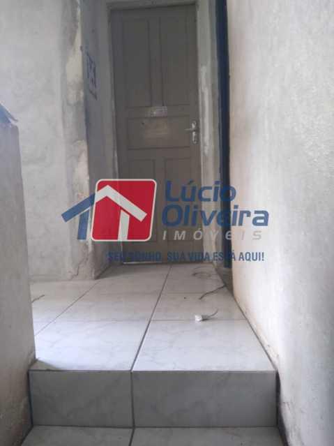 10 ESCADA. - Casa 2 quartos à venda Braz de Pina, Rio de Janeiro - R$ 270.000 - VPCA20255 - 11