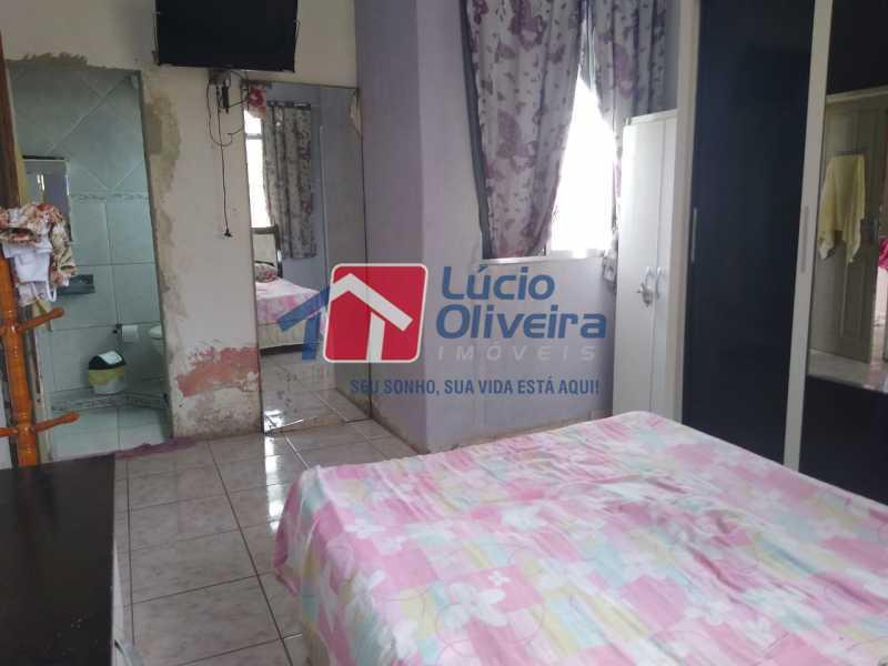 11 QUARTO CASAL. - Casa 2 quartos à venda Braz de Pina, Rio de Janeiro - R$ 270.000 - VPCA20255 - 12