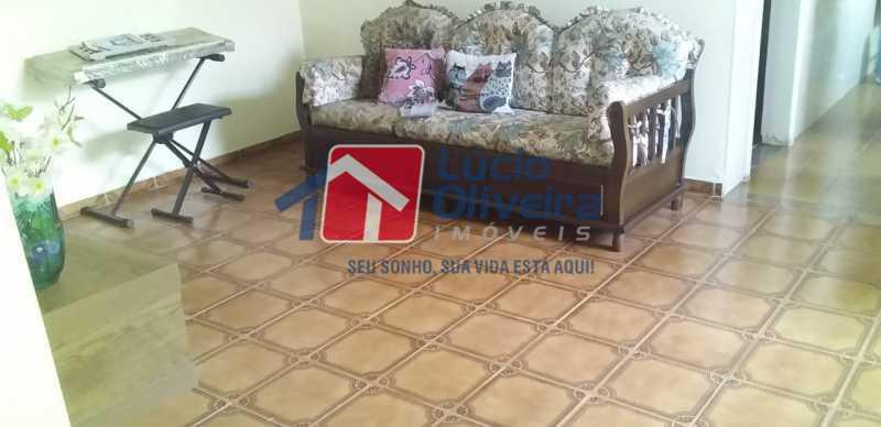 3 Sala. - Apartamento à venda Rua Belisário Pena,Penha, Rio de Janeiro - R$ 300.000 - VPAP21301 - 4