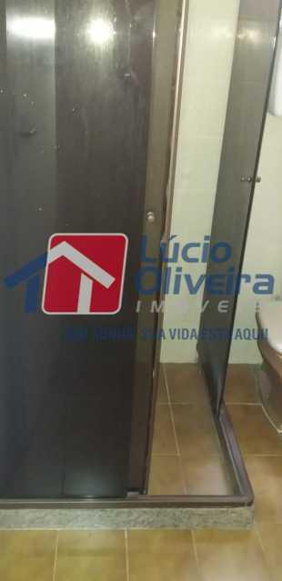 8 Banheiro suíte. - Apartamento à venda Rua Belisário Pena,Penha, Rio de Janeiro - R$ 300.000 - VPAP21301 - 8